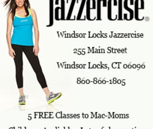 jazzercise Special Offer to Macaroni Moms!