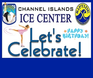 Channel Islands Ice Center Hosts the Coolest Parties!