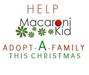 Macaroni Kid's 1st Annual Adopt a Family Nominations Open