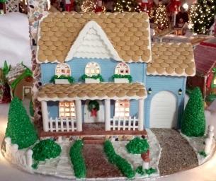 Must-See Gingerbread House Displays