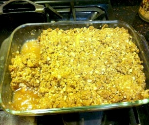 Macaroni Menu: Apple Crisp