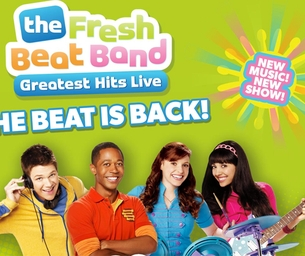 NICKELODEON'S THE FRESH BEAT BAND ARE BACK - OUR REVIEW