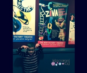 Cirque Ziva at New Victory Theater Is a Flippin' Good Time