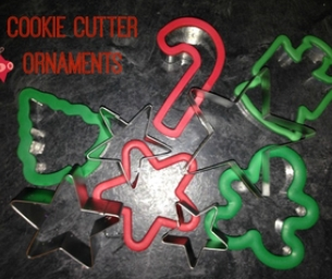 Macaroni Made: Cookie Cutter Ornaments