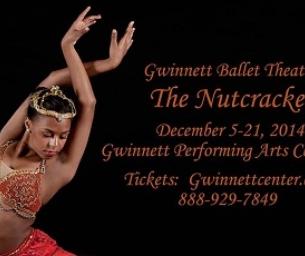 GIVEAWAY: WIN 2 TICKETS TO THE NUTCRACKER BY GWINNETT BALLET