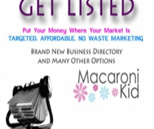 Advertise on Macaroni Kids