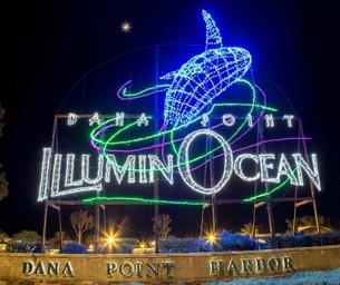 IlluminOcean: A Wonderland in the Sand in Dana Point, California