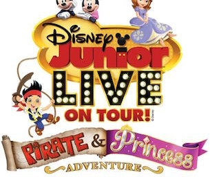 THIS WEEKEND: Disney Junior Live on Tour! at Cobb Energy Centre