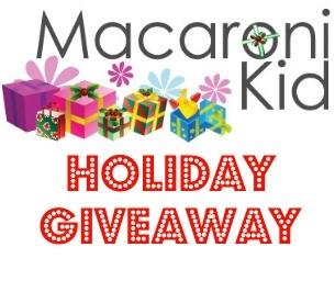Macaroni Kid's Holiday Giveaway