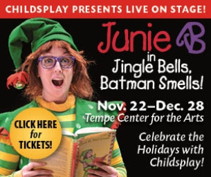 June B. in Jingle Bells Batman Smells!