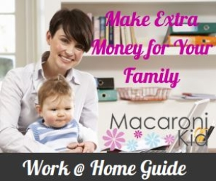 The Official Macaroni Kid Roanoke Work at Home Guide!