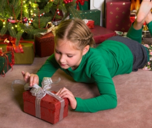 The Gift of Giving: How it Shapes Children's Values