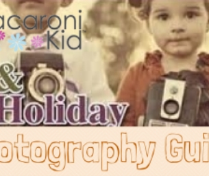 2014 Fall and Holiday Photography Guide
