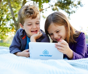 Holiday Gift Pick: SchoolZone's Little Scholar Tablet