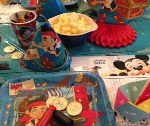 Our Jake and the Neverland Pirates #DisneyKids Preschool Playdate