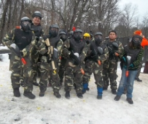 Review-Paintball Sports