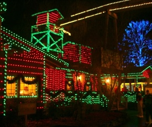 Dollywood Smoky Mountain Christmas!