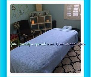 Special Jill Amy Massage Therapist
