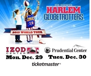 GIVEAWAY & Discount~ Harlem Globetrotters at IZOD & Prudential Center