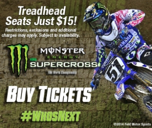 Monster Energy AMA Supercross - January 10, 2015