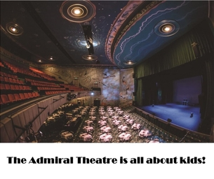 Bremerton's Admiral Theatre Offers Programs for Kids and Parents