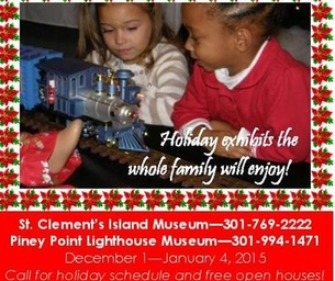 Lighthouse Museums Holiday Open Houses