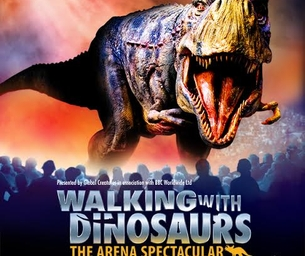 WALKING WITH DINOSAURS™ -The Arena Spectacular {TICKET WINNER!}