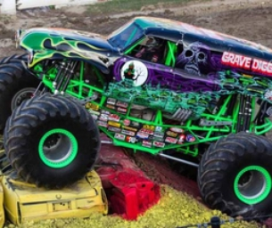 Win tickets to Monster Jam!