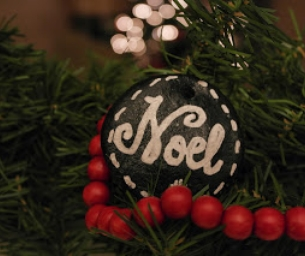 Salt Dough Ornaments-- Old School Fun