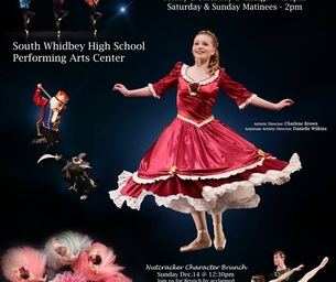 Nutcracker 2014, Presented by Whidbey Island Dance Theatre