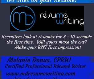 Giveaway: Win A Custom Written Resume from MD Resume Writing!