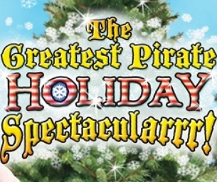 The Greatest Pirate Holiday SPECATACULARRR!