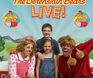 Giveaway: Berenstain Bears Live! in Family Matters the Musical