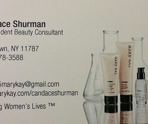 Giveaway: $25 Gift Certificate to Mary Kay Cosmetics!