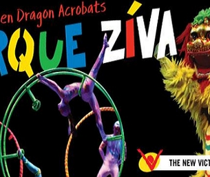 Celebrate the Holidays with Cirque Ziva! at the New Victory Theater