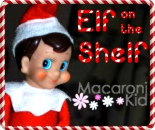 Did Your Elf Arrive?  'Cheat Sheets' In Case He Needs Help Hiding!