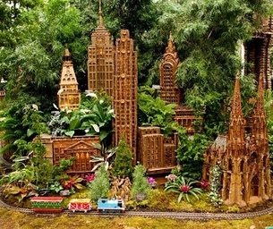 The Holiday Train Show- A New York Tradition!