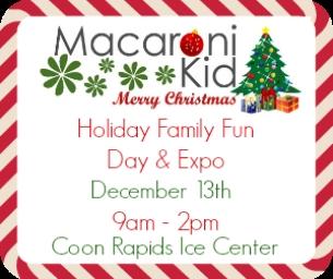 Macaroni Kid Holiday Family Fun Day & Expo