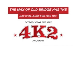 GIVEAWAY ~ THE MAX 4K2 - Fitness Program for Kids!