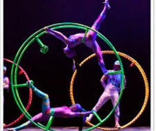 The New Victory Theater presents Golden Dragon Acrobats' Cirque Zíva