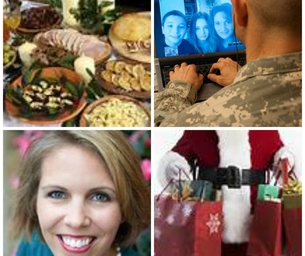 Spread Love This Holiday Season to Military Spouses