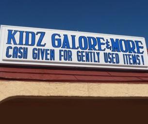 SHOP LOCAL: Kidz Galore & More