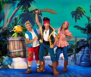 ON SALE NOW:  Disney Junior Live on Tour! Pirate & Princess Adventure