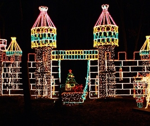 Girl Scouts of Suffolk County's Holiday Light Show