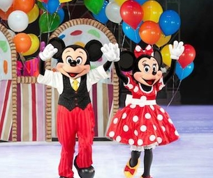 DISNEY ON ICE PRESENTS LET'S CELEBRATE!- Offer Code Included