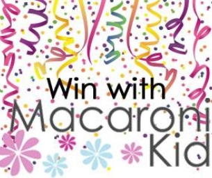 Enter to WIN Prizes with #MacKid
