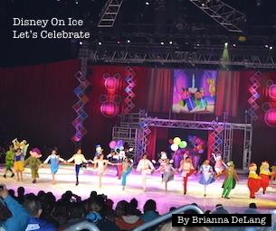 Disney On Ice- Let's Celebrate!