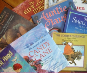 Using Books to Share Holiday Traditions