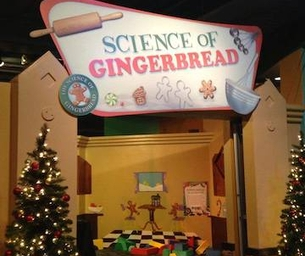 Science of Gingerbread at Discovery Cube OC