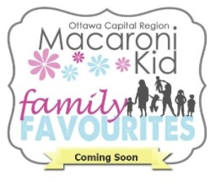 Coming in January - Vote for the Macaroni Kid Family Favourites